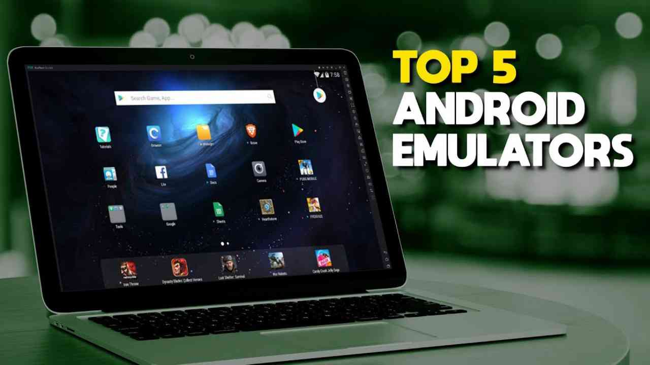 5 Emulator Android Terbaik Untuk Main Game di PC dan Cara Instalnya