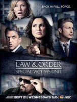 Decimoctava temporada de Law and Order SVU