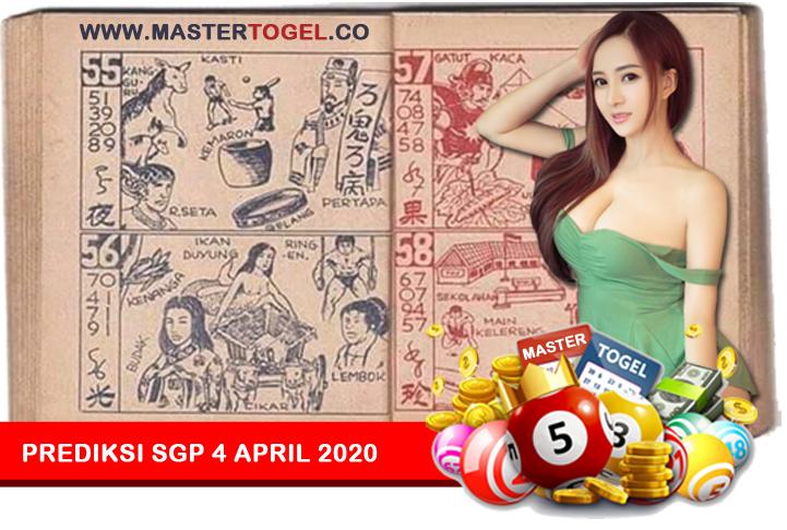 master togel singapura