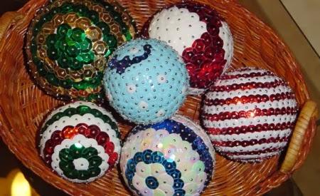 Como Decorar Bolas De Navidad De Poliespan.El Blog Del Ampa Moncayo El Arbol De Navidad Del 2013