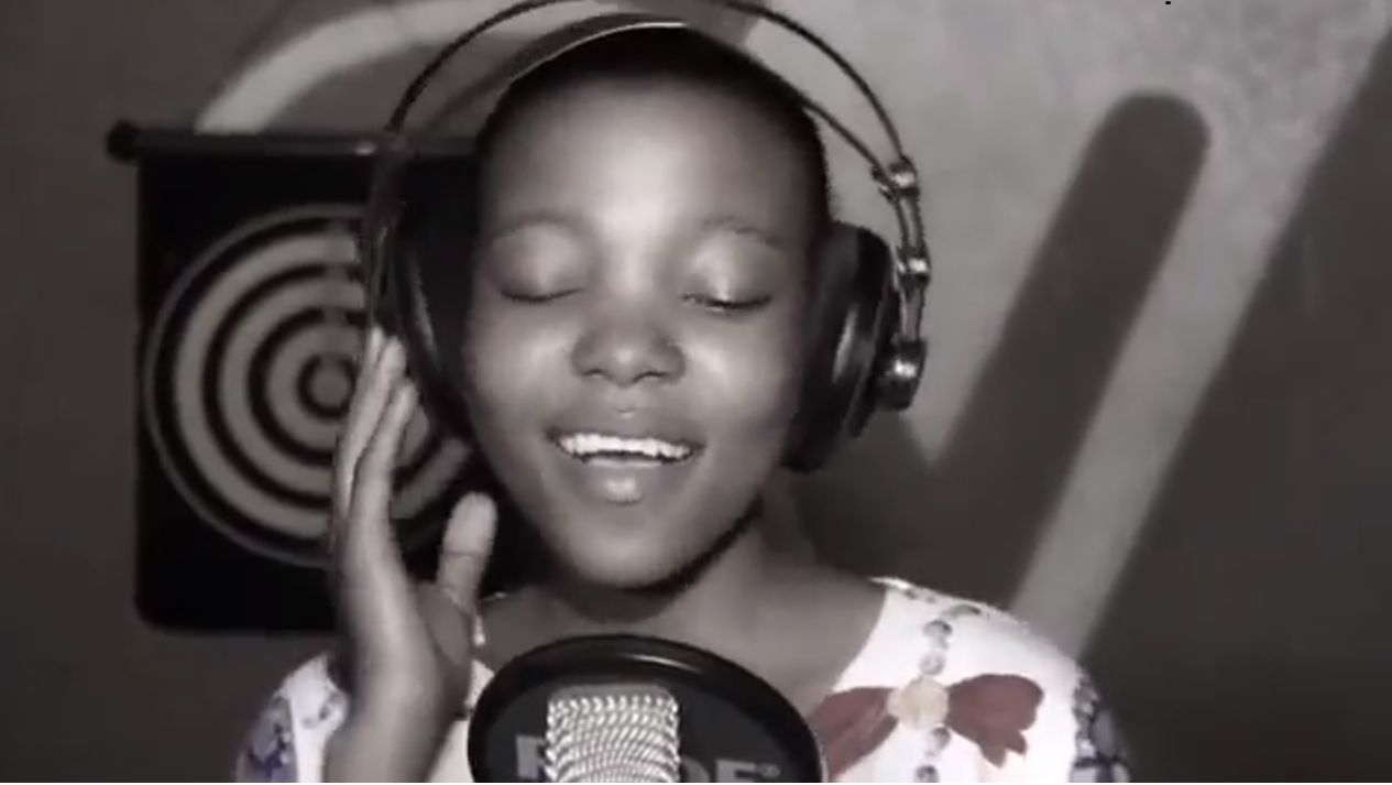 Video Mbosso Hodari Cover By Candy Official Video Mp4