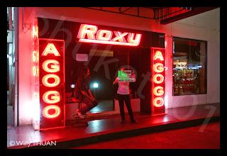 Roxy A Go Go Patong Beach