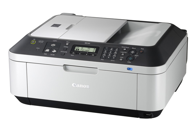 How to install canon pixma mx340 on ubuntu gnu/linux distro.