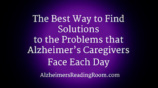 Search the Alzheimer's Reading Room
