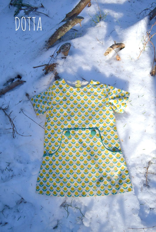 Louisa Dress by Dotta