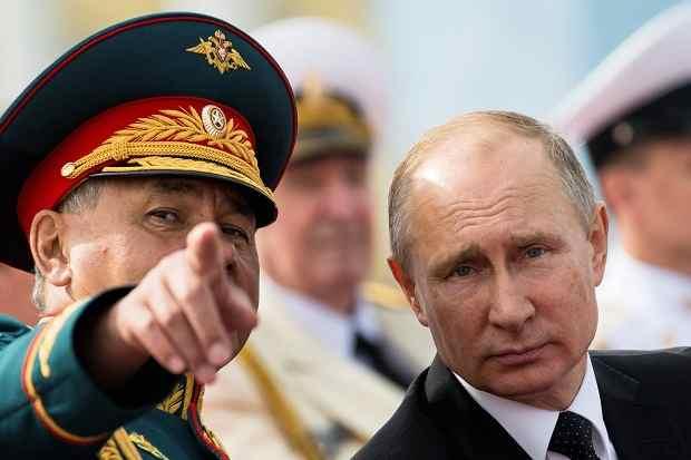 Presiden RUSIA, Putin