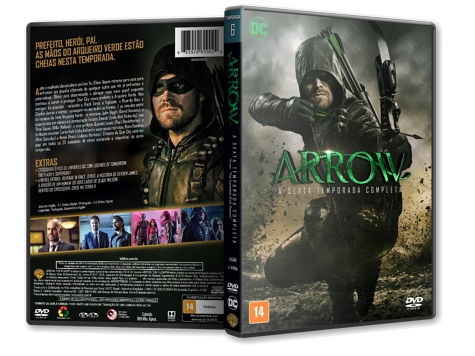 Arrow: A Sexta Temporada Completa