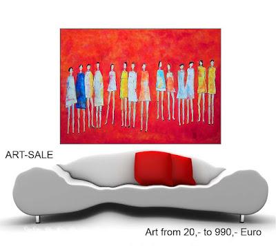 Galerie für abstrakte und moderne Kunst