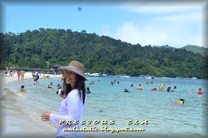 Menguji Adrenaline Di Pulau Sapi, Sabah