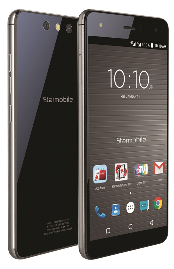 Starmobile KNIGHT Spectra Launched