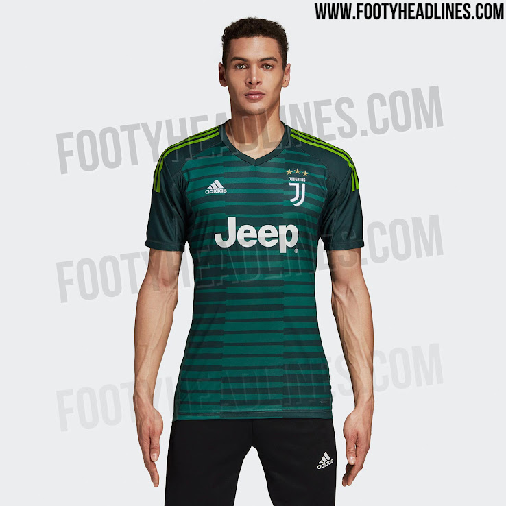 27321d546 No More Buffon ! Juventus 18-19 Goalkeeper Kit Leaked - Footy Headlines