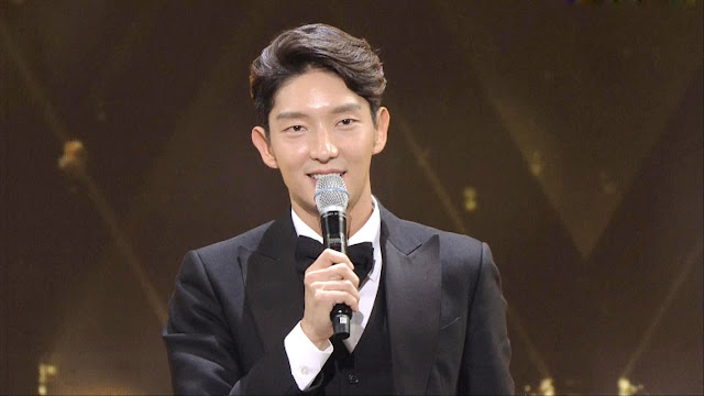 2016 SBS 演技大賞《步步驚心麗》獲獎部分