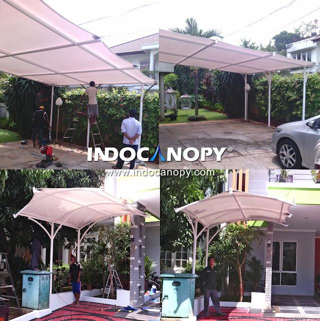 canopy membrane cilegon