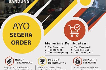 CV Super Tas, Rekomendasi Konveksi Tas Yang Murah di Bandung