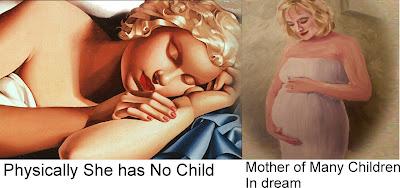 spiritual pregnancy