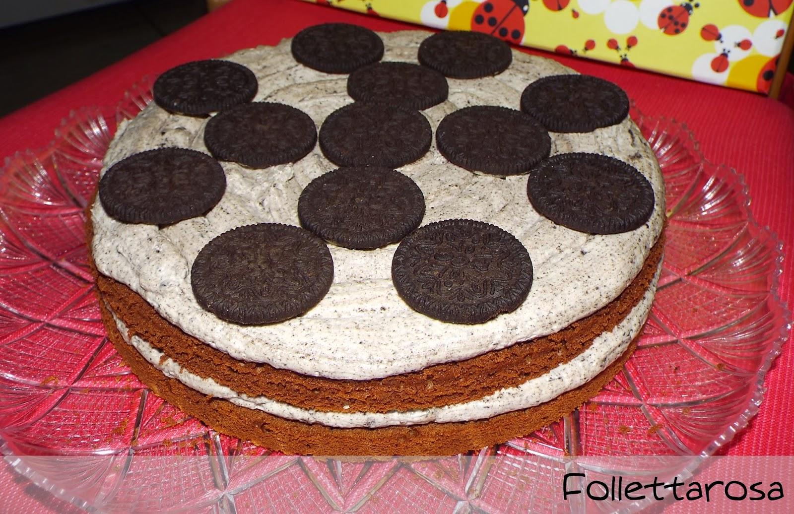 torta oreo ricetta
