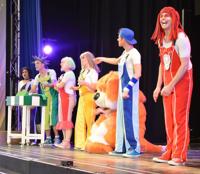 10 things to do at Butlin's Skegness when it's raining - skyline gang