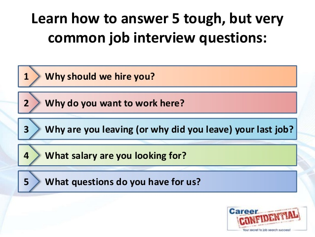 what did you learn in your last job