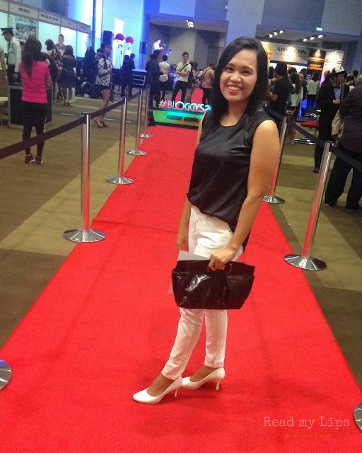 Bloggys Gala Night