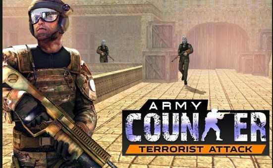 Army Counter Terrorist Attack Sniper Strike Shoot Apk Free on Android Game Download