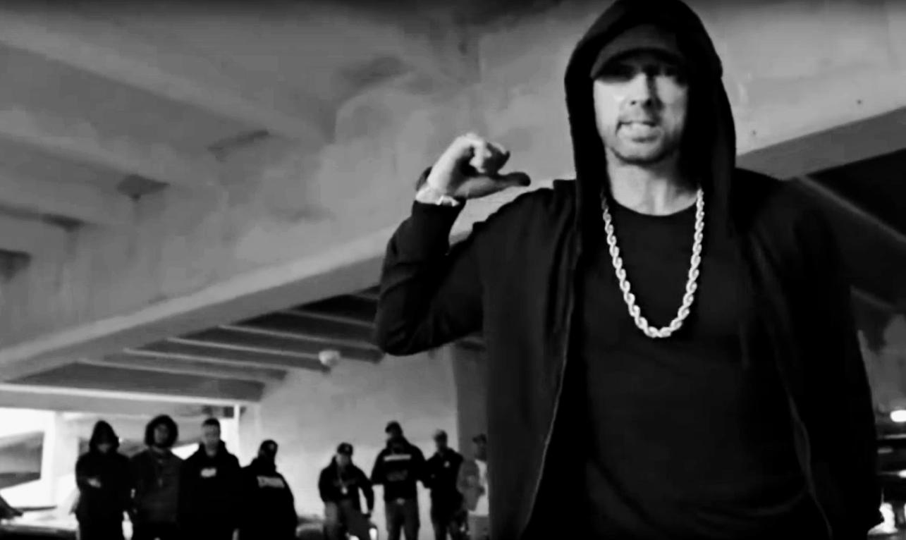 DJ Cummerbund - Hey Trump! | EMINEMS Trump Diss im Rage MashUp