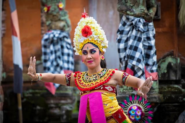 spettacolo di danza sacra balinese Barong e Kriss-Bali