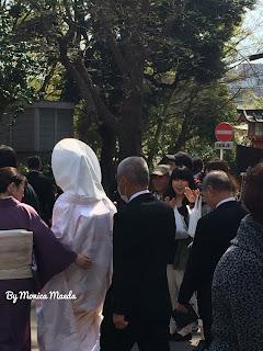 noiva no japão