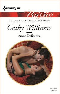 Amor Definitivo - Paixão #489 (Cathy Williams)