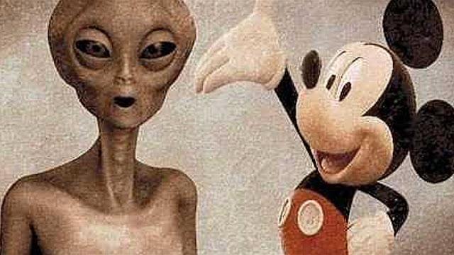 Το ΄΄απαγορευμένο΄΄ ντοκιμαντέρ της Disney για τους εξωγήινους που παίχτηκε μόνο μια φορά