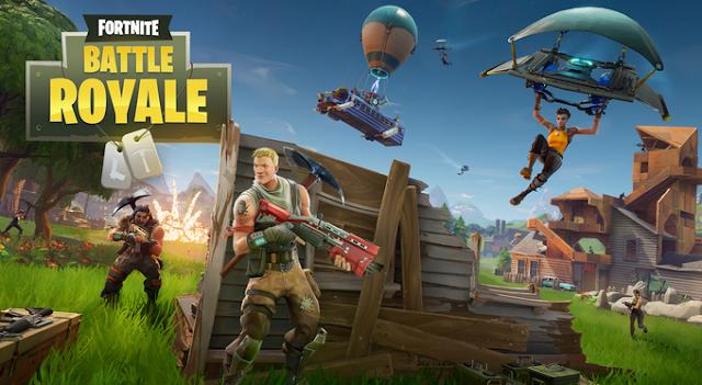 Fortnite Battle Royale Akan Dirilis dan gratis free to play