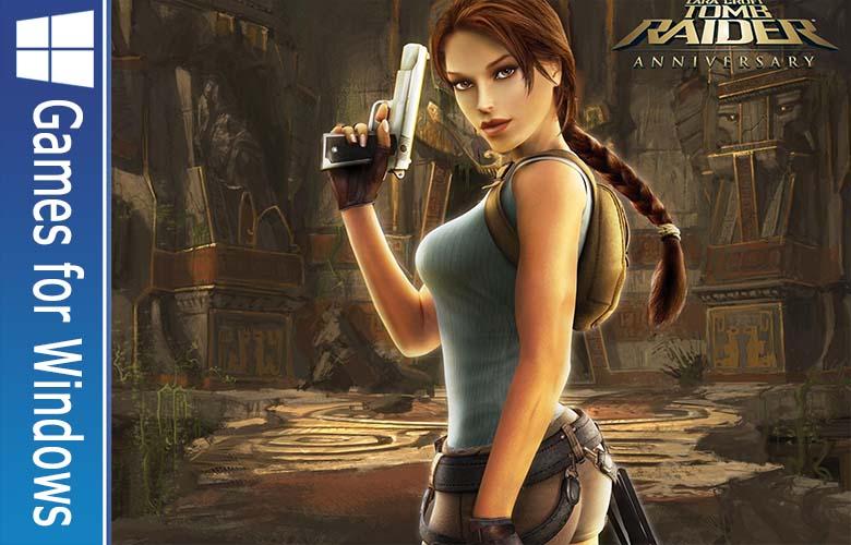 Tomb Raider Anniversary Cover www.gamerzidn.com