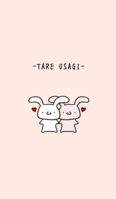 LOVE LOVE TARE USAGI