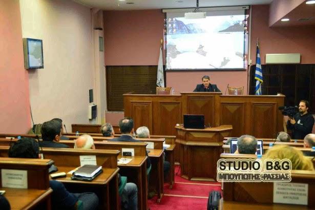 Δημοτικό Συμβούλιο στο Άργος με 8 θέματα