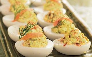 Devilled Eggs (Yumurta Dolmasi)