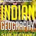 INDIAN GEOGRAPHY Subjective For All Competitive exams PDF Download