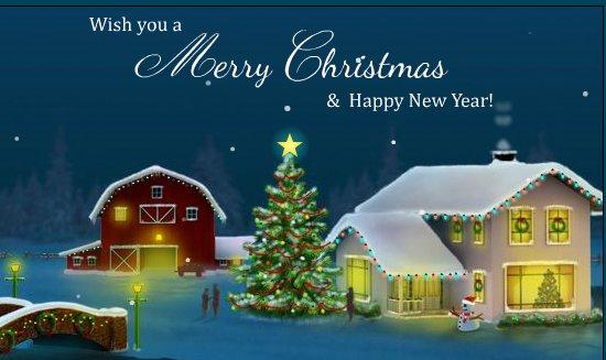 Merry Christmas Decoration Ideas