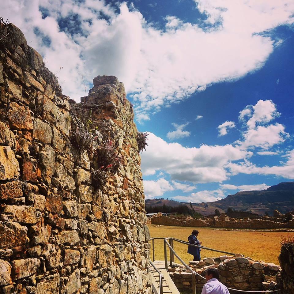 Conjunto Arqueológico Wiracochapampa