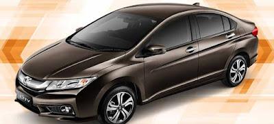 Harga Mobil Honda New City Terbaru 2016