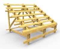 деревянный-стенд