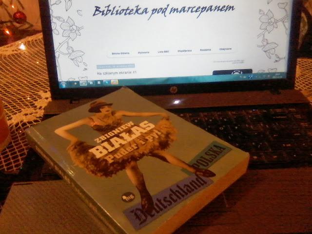 """Wracamy do Sosnwca . Zbigniew Białas """"Puder i pył"""""""