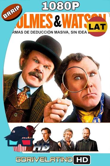 Holmes and Watson (2018) BRRip 1080p Latino-Ingles MKV