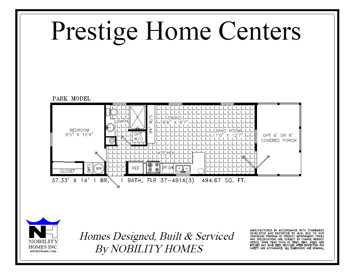 prestige mobile homes with Park Model Floor Plans on Bungalow Modular Homes Plans likewise  as well Mobility shower also 1060 3 Chambres in addition Myranda Wrap Around Porch 1484 Square.