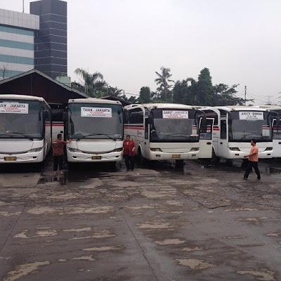 Jadwal Dan Harga Tiket Bus Primajasa