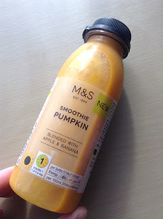 marks and spencer pumpkin smoothie