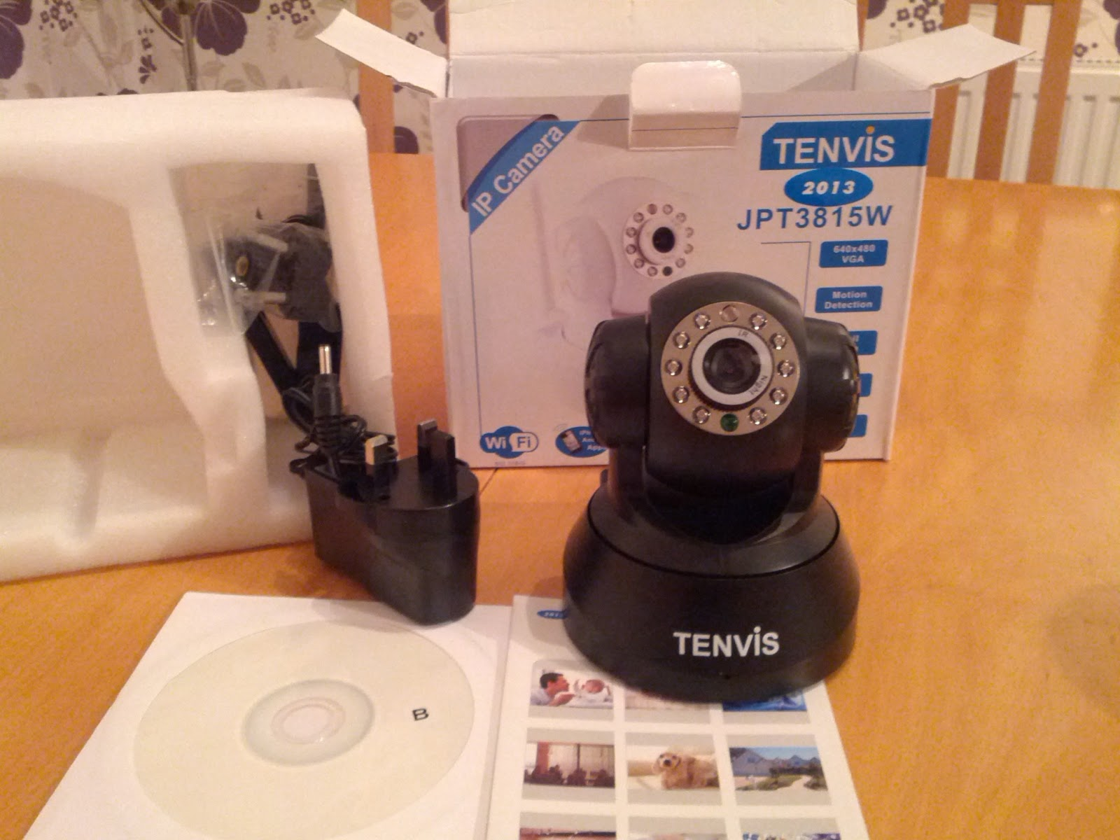 Mundane Musings: Setup Guide / Walkthrough of Tenvis