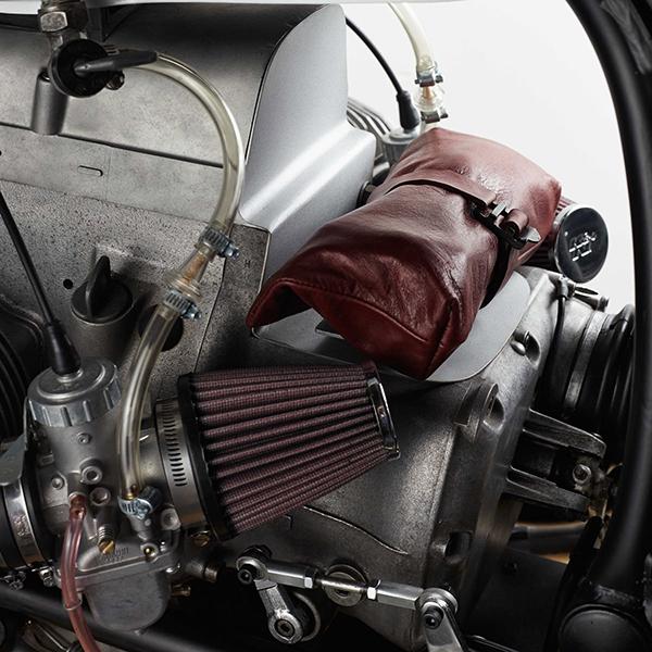 BMW R100 độ Brat
