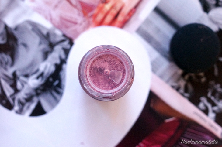 Valentine's Day Pink Glam Makeup-MAC Pigment in Rose Review