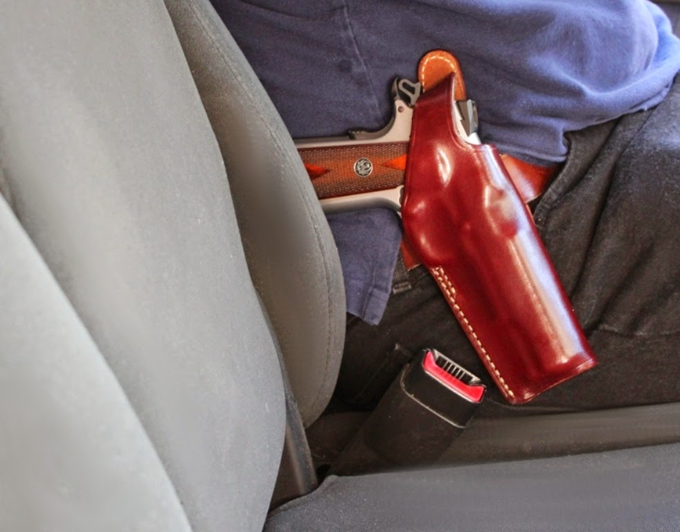 Can You Carry A Handgun In Your Car In Nevada