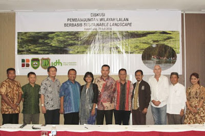 LALAN PILOT PROJECT PEMBANGUN BERBASIS SUSTAINABLE LANDSACAPE