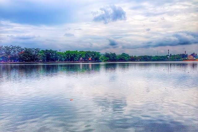 بحيرة سيتو باباكان